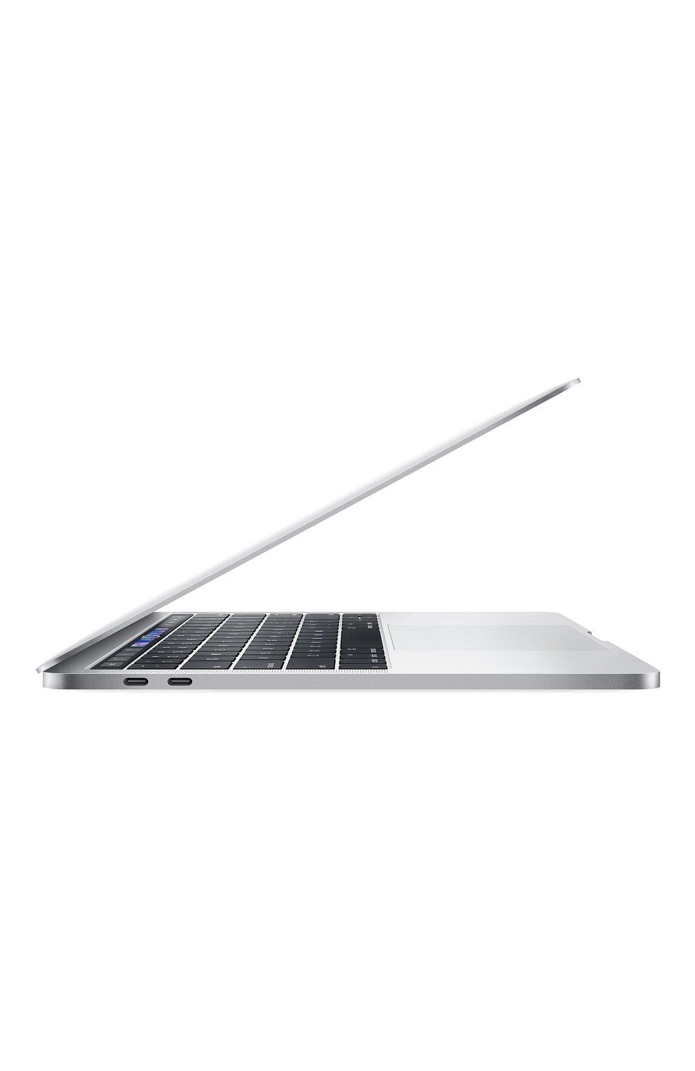 "MacBook Pro 13"" с панелью Touch Bar со встроенным датчиком Touch ID Quad-Core i5 2.3GHz 512GB Silver Apple  | Фото №2"