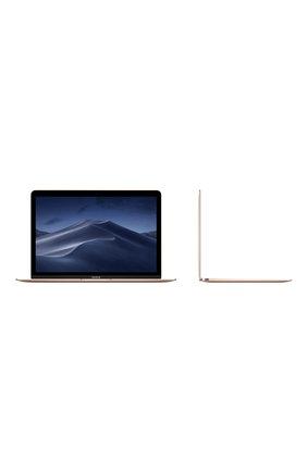"MacBook 12"" Dual-Core i5 1.3GHz 512GB Gold | Фото №2"