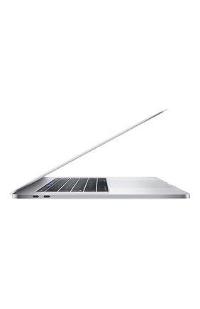 "MacBook Pro 15"" с панелью Touch Bar со встроенным датчиком Touch ID 6-Core i7 2.6GHz 512GB Silver | Фото №2"