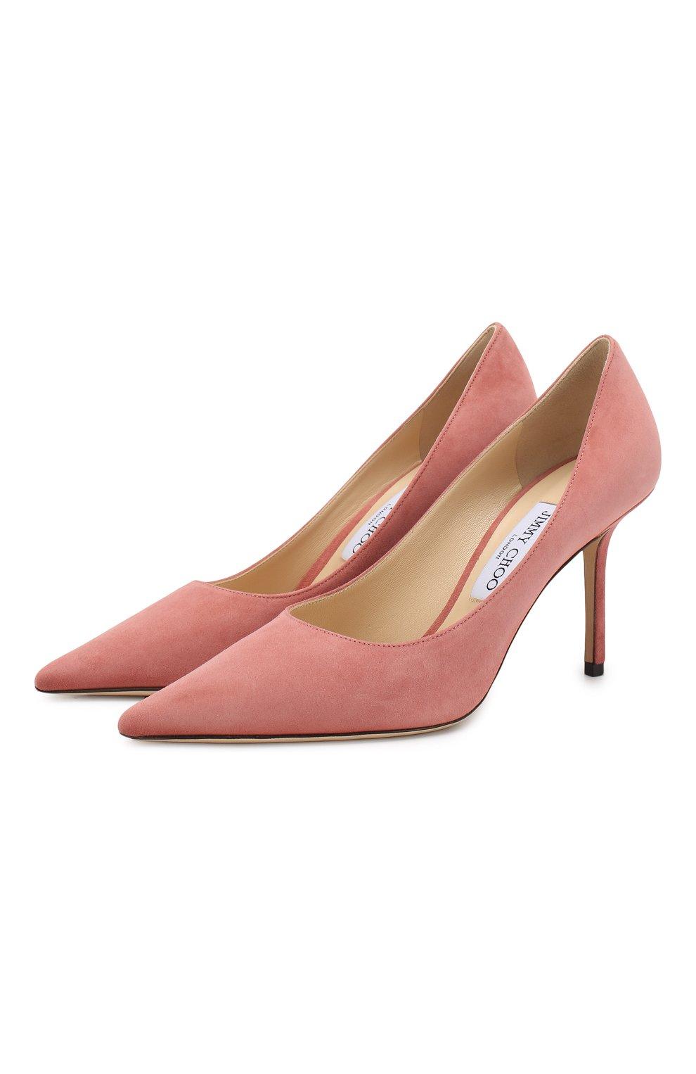 Замшевые туфли Love 85   Фото №1