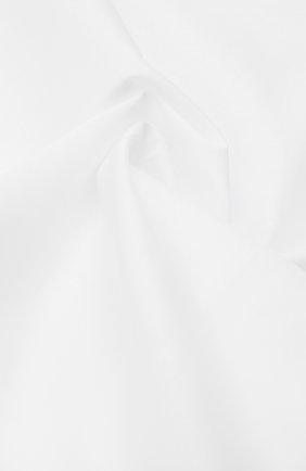 Мужской хлопковый платок BRIONI белого цвета, арт. 071400/PZ068 | Фото 2