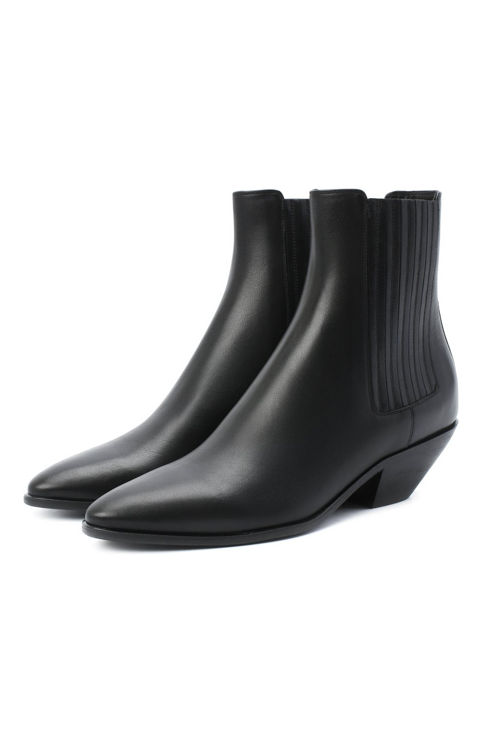 Кожаные ботинки West   Фото №1