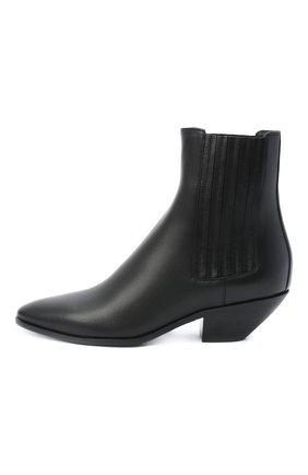 Кожаные ботинки West   Фото №3