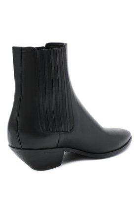 Кожаные ботинки West   Фото №4