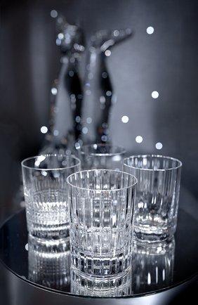 Набор из 4-x стаканов для виски 4 elements №2 BACCARAT прозрачного цвета, арт. 2 812 728   Фото 2