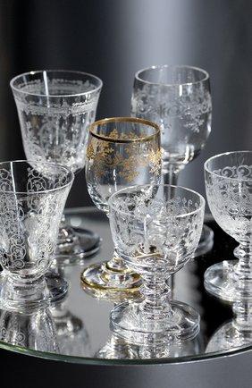 Мужского набор из 6-ти бокалов verres bijoux №6 BACCARAT прозрачного цвета, арт. 2 812 378 | Фото 2
