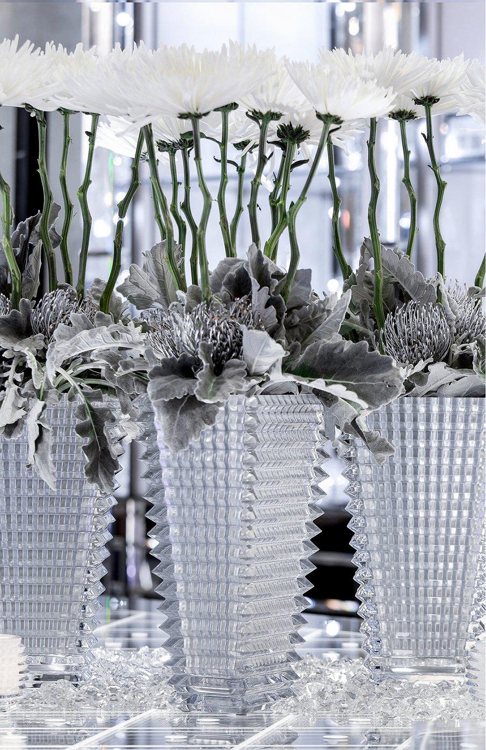Мужского ваза млечный путь BACCARAT белого цвета, арт. 2 812 803 | Фото 2