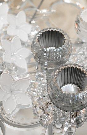 Мужской набор из 2-х подсвечников млечный путь BACCARAT серебряного цвета, арт. 2 812 812 | Фото 2