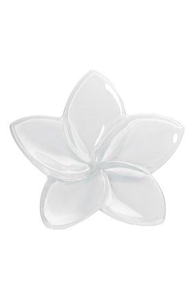 Мужского скульптура цветок BACCARAT белого цвета, арт. 2 812 807   Фото 1