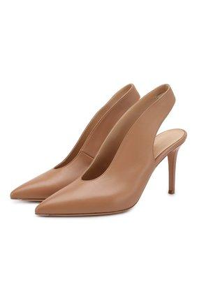 Кожаные туфли Delta 85 | Фото №1