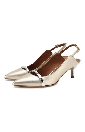 Кожаные туфли Marion | Фото №1