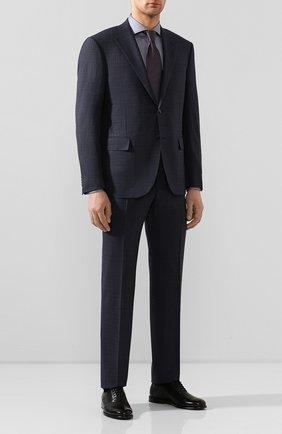 Мужские кожаные оксфорды H`D`S`N BARACCO черного цвета, арт. 69304.1* | Фото 2