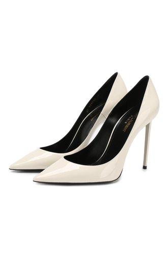 Лаковые туфли Zoe на шпильке