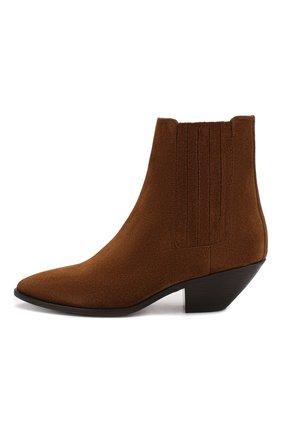 Замшевые ботинки West | Фото №3