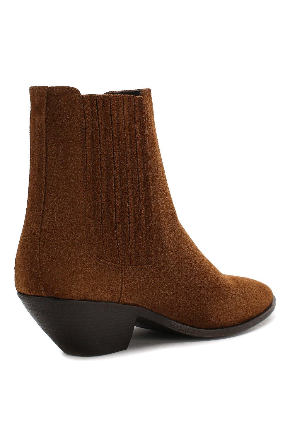 Замшевые ботинки West | Фото №4