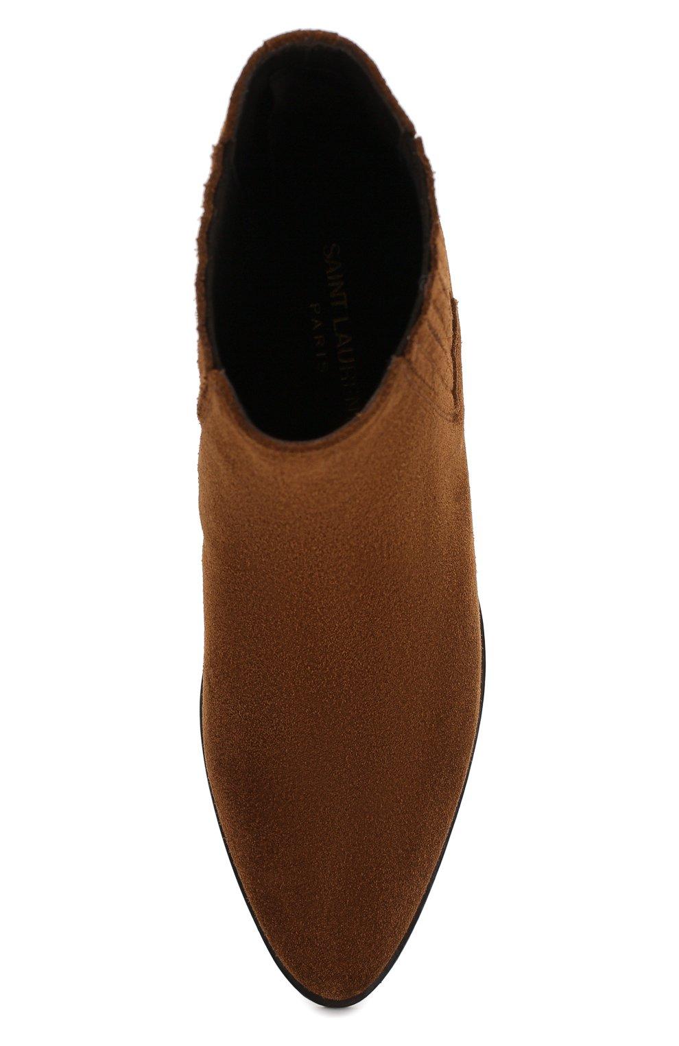 Замшевые ботинки West | Фото №5