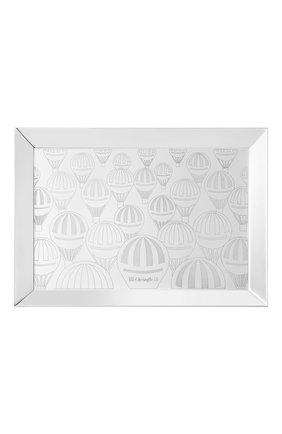 Мужского поднос для визиток montgolfiere CHRISTOFLE серебряного цвета, арт. 04252203   Фото 2