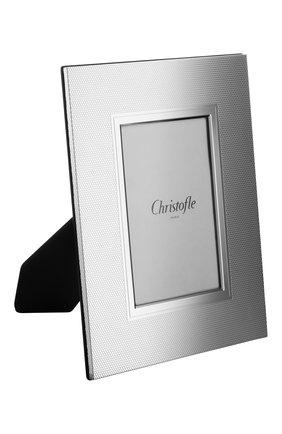 Мужская набор из рамки для фото и подноса для ручек madison 6 CHRISTOFLE серебряного цвета, арт. 04256074 | Фото 2