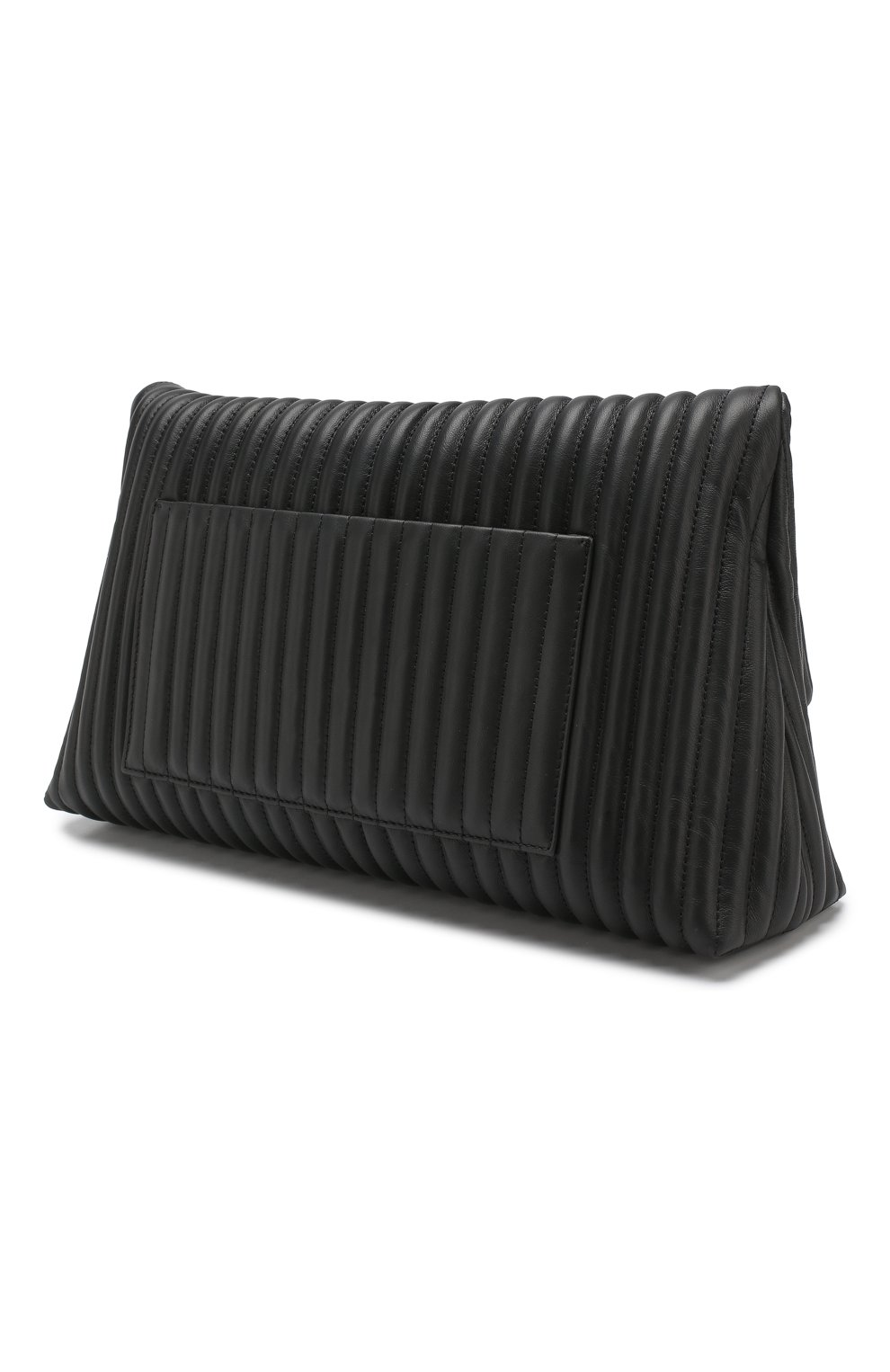 Клатч Natalia Soft Tom Ford черного цвета | Фото №3
