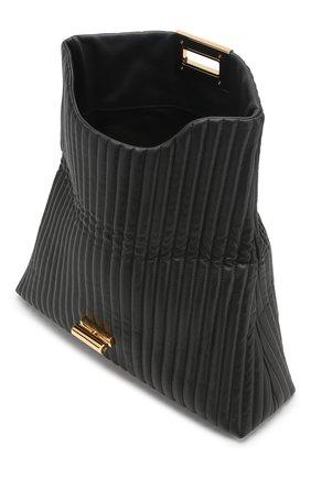 Клатч Natalia Soft Tom Ford черного цвета | Фото №4