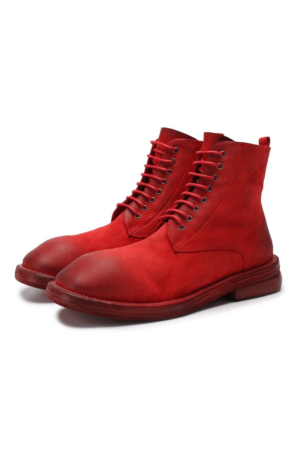 Кожаные ботинки Dodone  | Фото №1