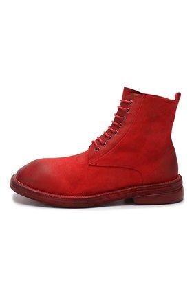 Кожаные ботинки Dodone  | Фото №3
