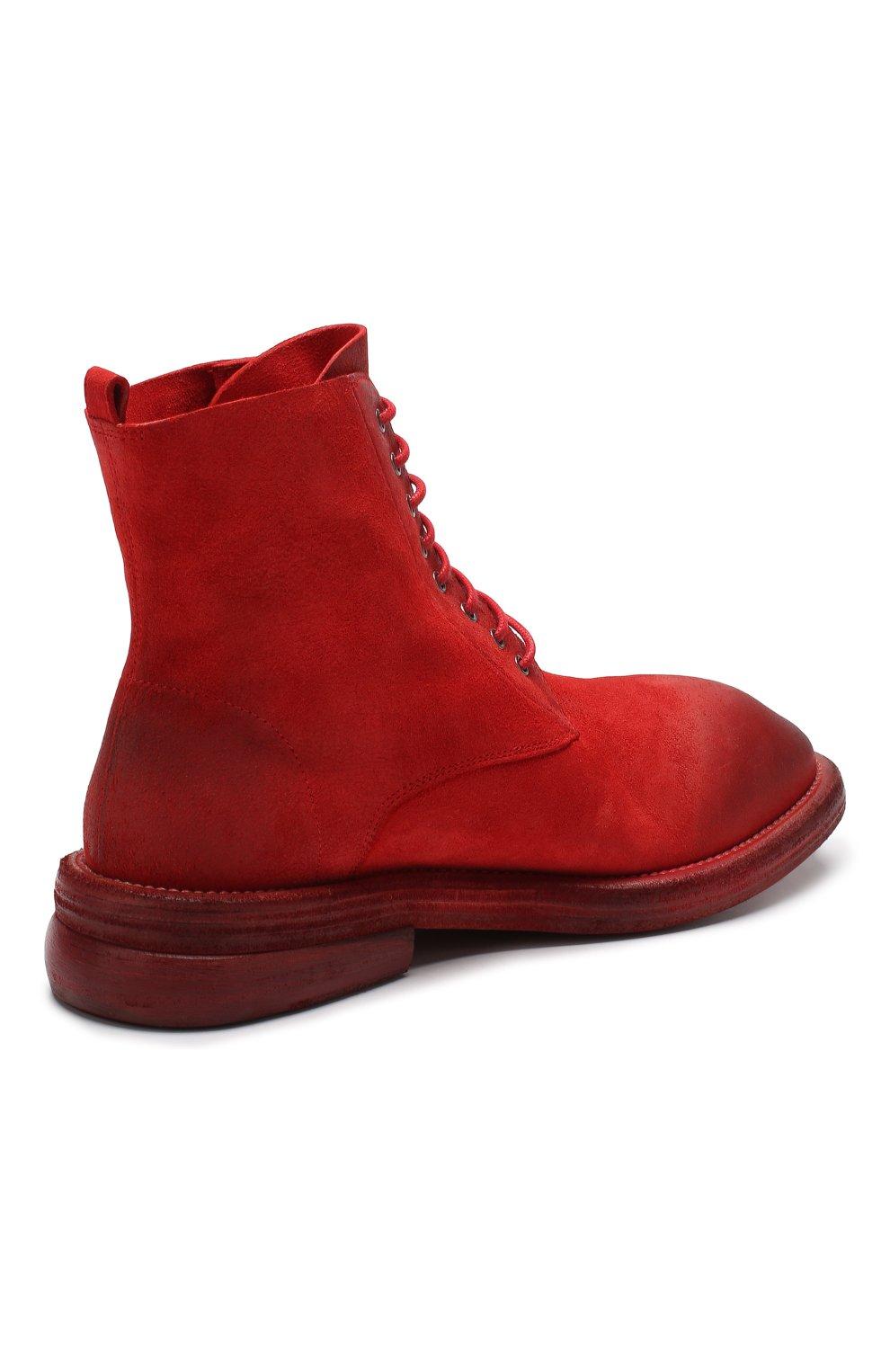Кожаные ботинки Dodone  | Фото №4
