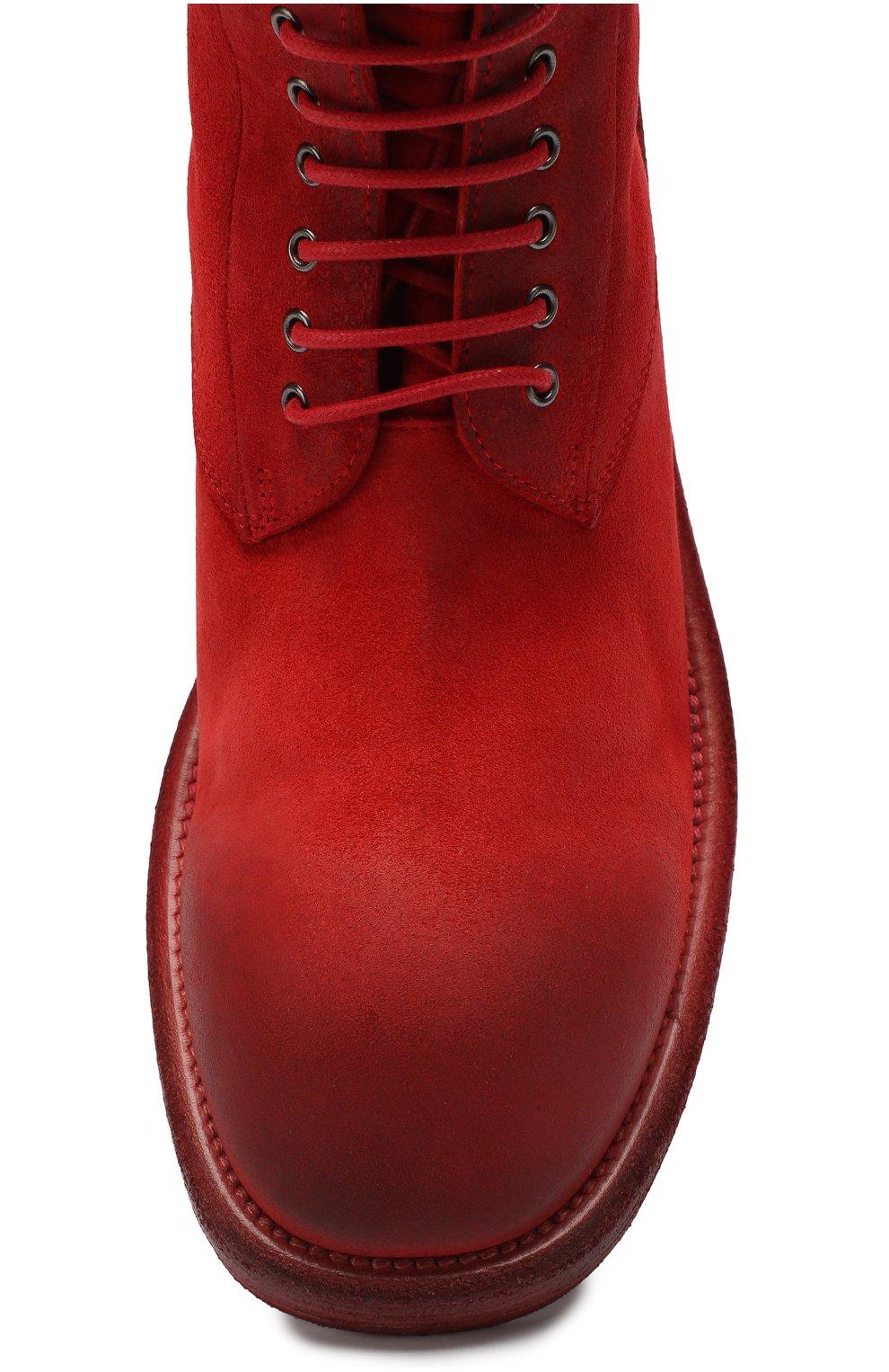 Кожаные ботинки Dodone  | Фото №5