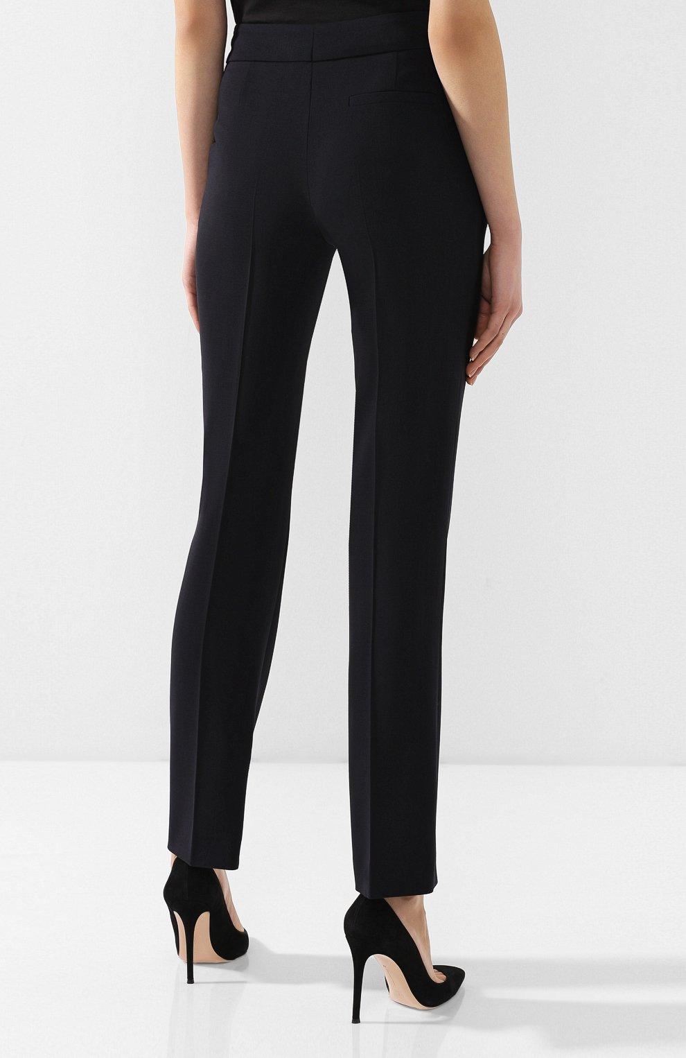 Шерстяные брюки | Фото №4