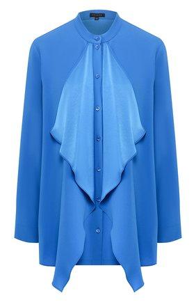 Блузка с оборками