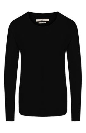 Женская льняной лонгслив ISABEL MARANT ETOILE черного цвета, арт. TS0404-00M004E/KAAR0N | Фото 1