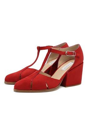 Кожаные туфли Hawes | Фото №1