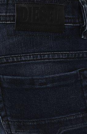Джинсы Diesel синие | Фото №5