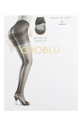 Женские капроновые колготки OROBLU бежевого цвета, арт. V0BC01031 | Фото 1