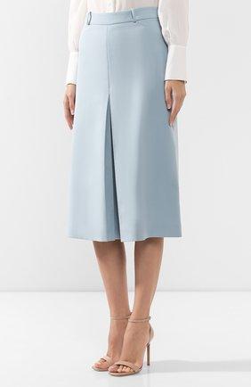 Хлопковая юбка | Фото №3