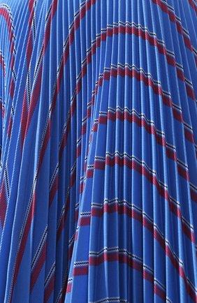 Юбка-миди CALVIN KLEIN 205W39NYC синяя | Фото №5