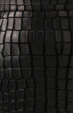 Юбка из вискозы Tom Ford черная | Фото №5