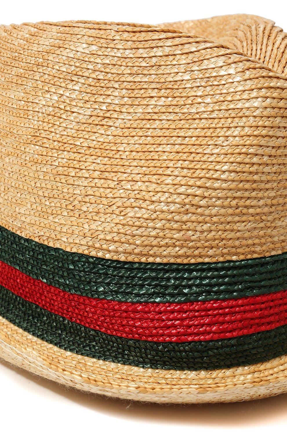 Плетеная шляпа | Фото №3