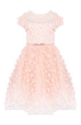 Платье с поясом   Фото №1