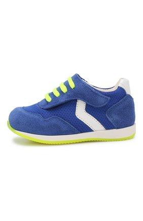 Детские комбинированные кроссовки WALKEY разноцветного цвета, арт. Y1B4-40231-0511 | Фото 2