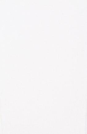 Детские хлопковые гольфы LA PERLA белого цвета, арт. 42452/9-12 | Фото 2