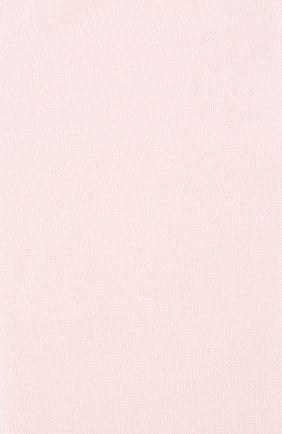 Детские хлопковые гольфы LA PERLA розового цвета, арт. 42452/9-12 | Фото 2