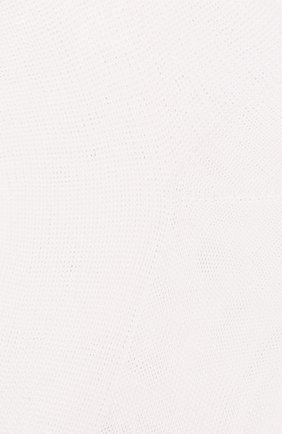 Детские хлопковые носки LA PERLA белого цвета, арт. 43455/7-9 | Фото 2