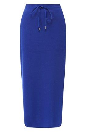 Шерстяная юбка-миди | Фото №1
