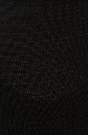 Женские подследники OROBLU черного цвета, арт. V0BC01463 | Фото 2