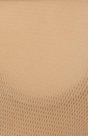 Женские подследники OROBLU бежевого цвета, арт. V0BC01463 | Фото 2