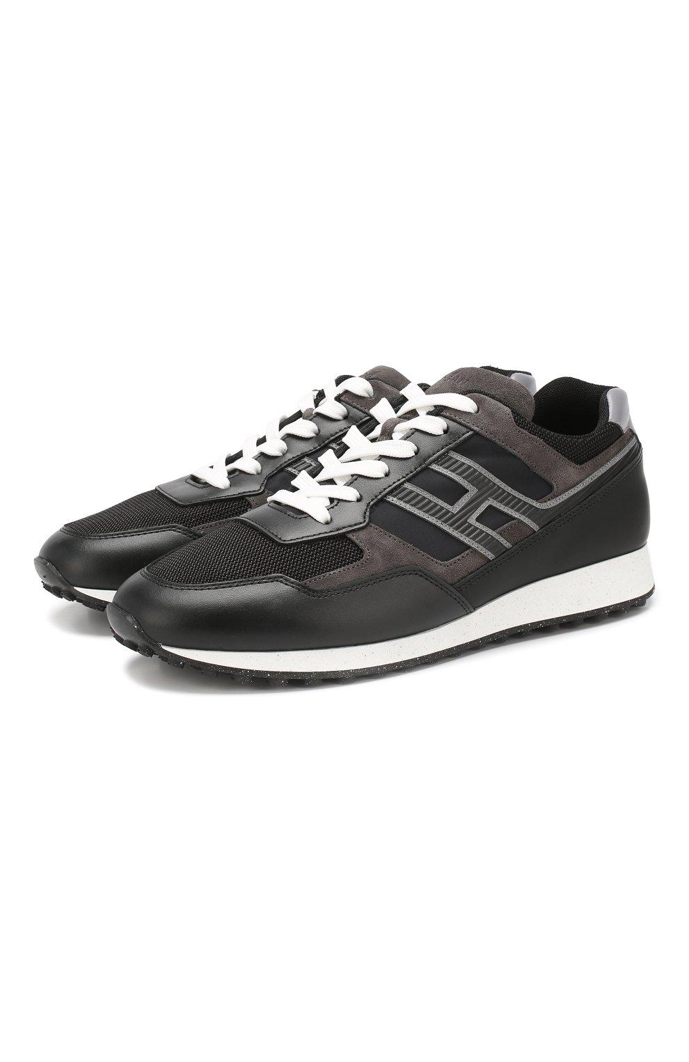 Комбинированные кроссовки   Фото №1