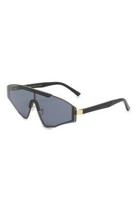 Женские солнцезащитные очки SPEKTRE черного цвета, арт. VINCENT 01AFT | Фото 1