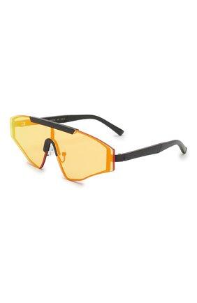 Женские солнцезащитные очки SPEKTRE желтого цвета, арт. VINCENT 02AFT | Фото 1