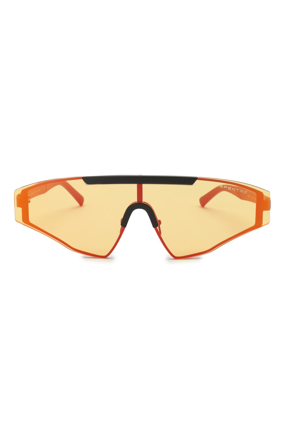 Женские солнцезащитные очки SPEKTRE желтого цвета, арт. VINCENT 02AFT | Фото 3